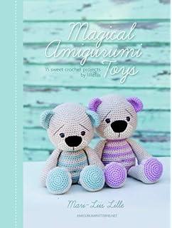 Muñecos mágicos amigurumi : 15 proyectos para tejer a ...