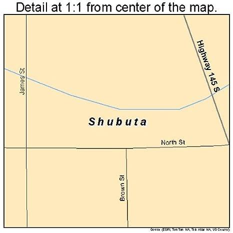 Amazon.com: Large Street & Road Map of Shubuta, Mississippi ... on map of ellisville mississippi, map of rolling fork mississippi, map of saucier mississippi, map of tougaloo mississippi, map of woodland mississippi, map of scooba mississippi, map of state line mississippi, map of clarke county mississippi, map of tylertown mississippi, map of amory mississippi, map of drew mississippi, map of osyka mississippi, map of meadville mississippi, map of newton mississippi, map of winona mississippi, map of corinth mississippi, map of okolona mississippi, map of leland mississippi, map of d'iberville mississippi, map of marks mississippi,
