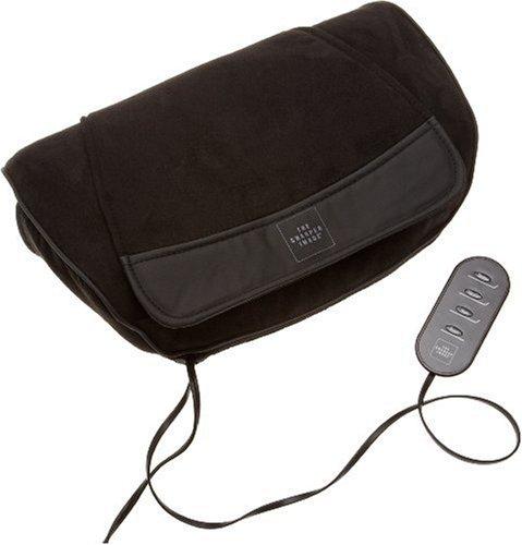 The-Sharper-Image-MSG-P110-Neck-Back-and-Shoulders-Shiatsu-Massager-Pillow-Black
