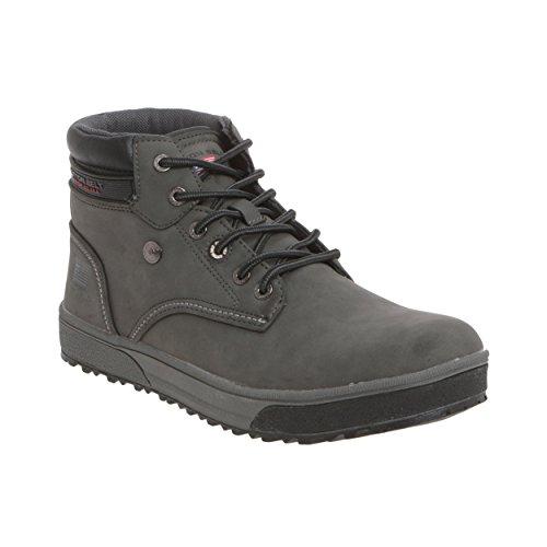 de Hombre Gris Belt Casuales Cotton Zapatos Ht0Ow