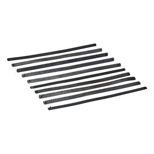 Silverline SW37 Sägeblätter für Mini-Bügelsäge, 10er-Pckg. 150 mm