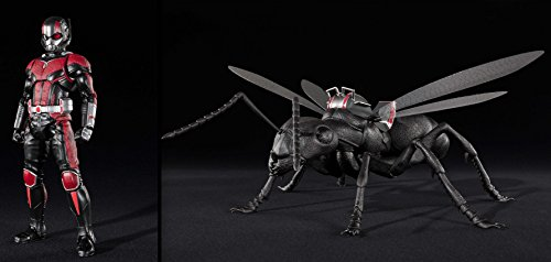 Bandai Tamashii Nations from the Marvel Film Wasp, Comes Ant-Man in an All New Suit with a S.H. Figuarts Set