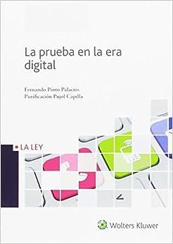 Purificacion Pujol Capilla - Prueba En La Era Digital,la