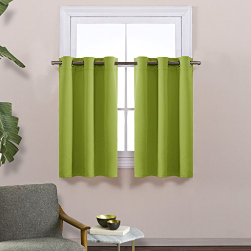 Nicetown Blackout Curtain Kitchen L36 Inch product image