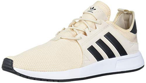 adidas Originals Men's X_PLR Hiking Shoe, Linen/core Black/FTWR White, 5 M US