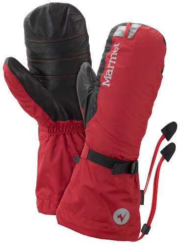 Marmot Men's 8000 Meter Mitt, Team Red, Large ()