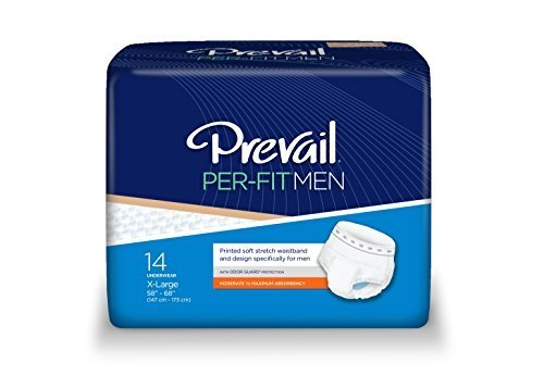 (Prevail Per-Fit Underwear for Men (X-Large) by Prevail)