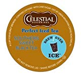 CELESTIAL SOUTHERN SWEET ICED BLACK TEA K CUP 24 COUNT