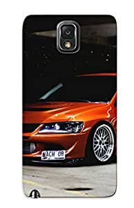 Chistmas' Gift - Cute Appearance Cover/tpu DBEERAY2550ygYpf Mitsubishi Lancer Evolution Ix Case For Galaxy Note 3