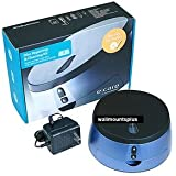 Professional DVD/CD Disc Cleaner and Reconditioner - Cleans Blu-Ray Discs