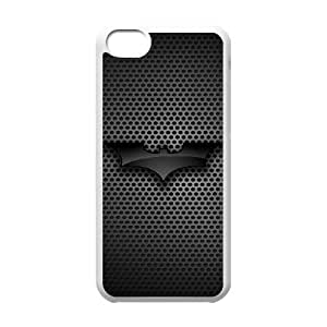 Batman_002 iphone 5c Cell Phone Case White Protective Cover
