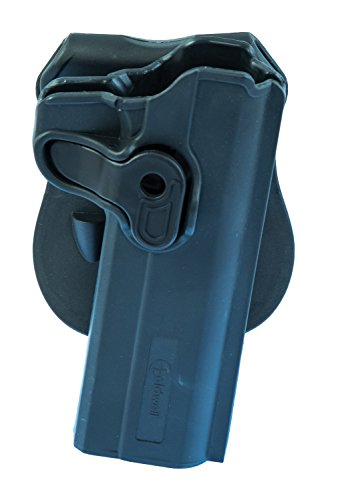 - Caldwell Tac Ops M1911 Molded Retention Holster, Black