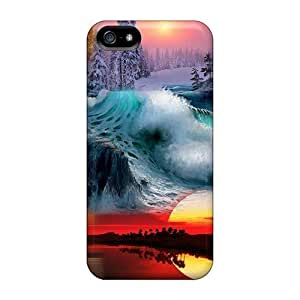 Nature Collage Case For Sam Sung Galaxy S4 Mini Cover PC iphone Back Covers Snap On Cases For Iphone case cover yueya's case