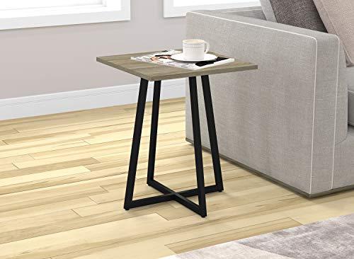 Safdie Co. 81049.Z.05 Safdie Furniture Top Line End Table Dark Taupe