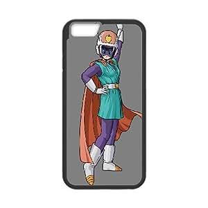 Videl Dragon Ball Z 33 iPhone 6 4.7 pulgadas Caso de la cubierta del teléfono celular Negro Funda EVAXLKNBC03853