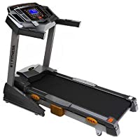 Durafit - Sturdy, Stable and Strong Solid 2.0 HP (Peak 4.0 HP) AC Motor Semi - Commercial Treadmill