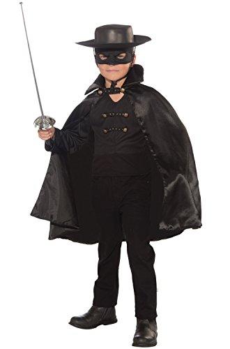 Bandit Costume For Girl (Forum Novelties Bandito Child's Costume, Large)