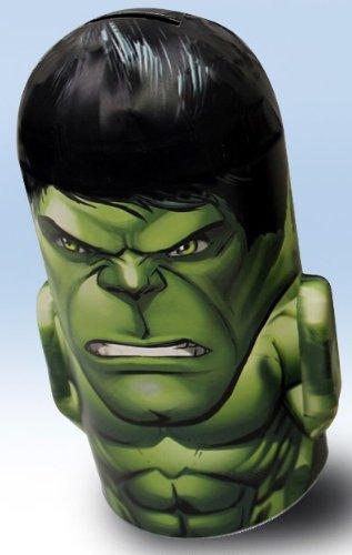 Head Shape Bank - Marvel Heros - Hulk