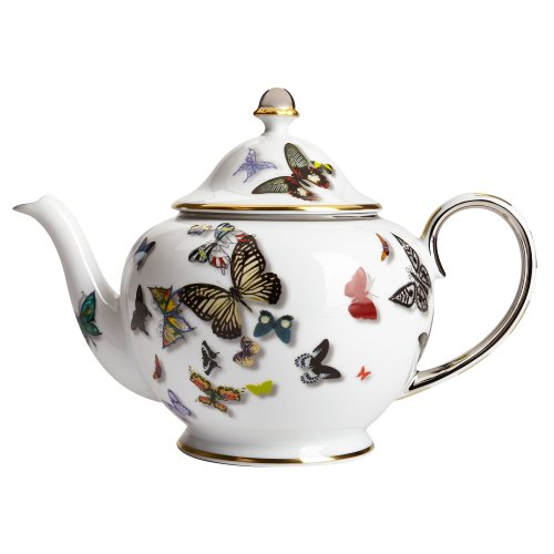 Christian Lacroix - Butterfly Parade Tea Pot by Christian Lacroix