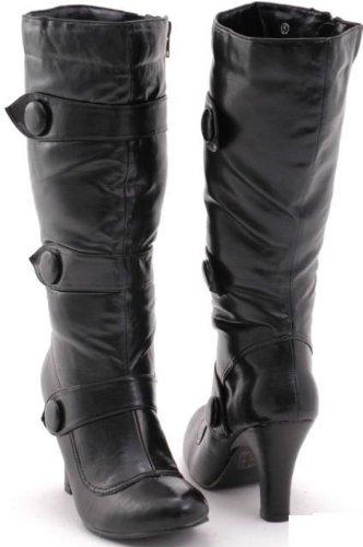 Women's Black Women's Carmen Boot EyeCatchShoes Boot Women's Carmen Boot EyeCatchShoes Black EyeCatchShoes EyeCatchShoes Black Carmen qgAxR