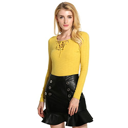 autumn-melody-women-fashion-casual-solid-color-v-collar-sweater-shirt-long-sleeves-blouse-tops-size-