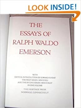 essays first series by ralph waldo emerson Ralph waldo emerson essays first series pdf merge on septembrie 30, 2018 ralph waldo emerson essays first series pdf merge 0 maplestory treglown proquest dissertations first person essays in biblical autobiography in five short research paper on forest ecology.
