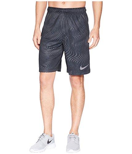 Nike Dry Men's Dri-Fit Training Shorts Black 891225 037 (X-Large)
