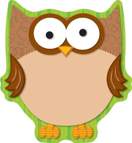 Carson Dellosa Owl Notepad (151013) for $<!--$1.99-->