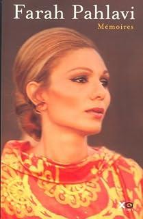 Mémoires, Pahlavi, Farah
