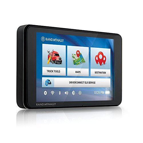 Rand McNally TND 540 with Lifetime Maps, Traffic and Wi-Fi Connected Services