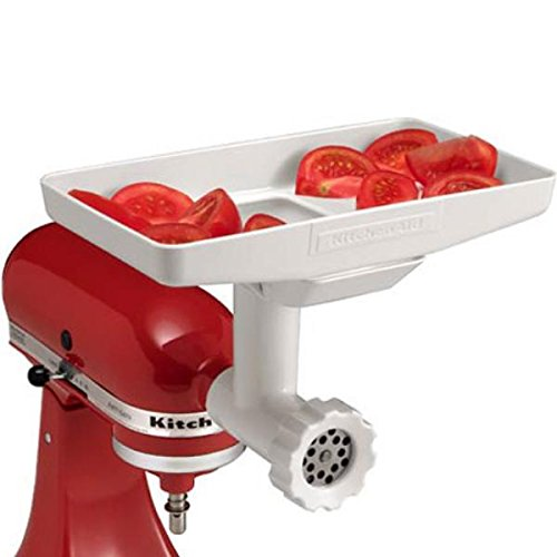 Kitchenaid Fga Food Grinder Attachment For Stand Mixers Review