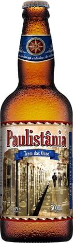 Cerveja Paulistânia, Trem das Onze, American Pale Ale, Garrafa, 500ml 1un
