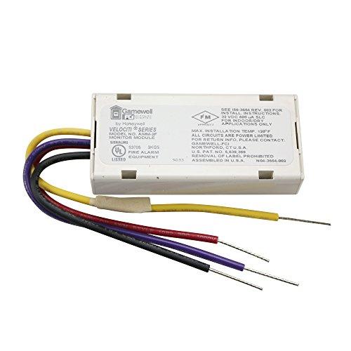 Fci Gamewell Honeywell Amm-2F Velociti Series Fire Alarm Addressable Monitor (Addressable Fire Alarm Panel)