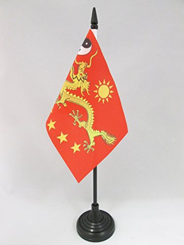 AZ FLAG Imperial China New Table Flag 4