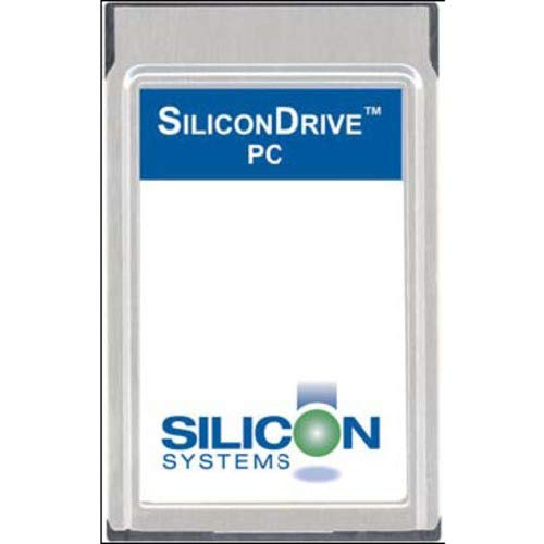 SILICON SYSTEMS SSD-P51MI-3500 PCMCIA ATA Flash Memory PC Card, PC Card 512MB Industrial