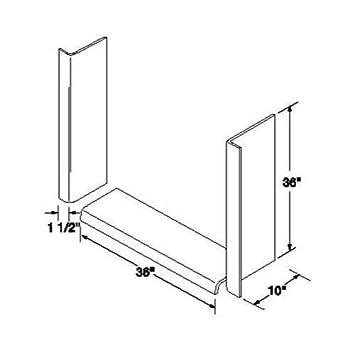 Swanstone SSWTK-018 - Kit de embellecedores para ventanas: Amazon.es: Bricolaje y herramientas