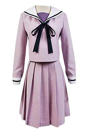 Ya-cos Cosplay Noragami Manga Hiyori Iki Costume Uniform