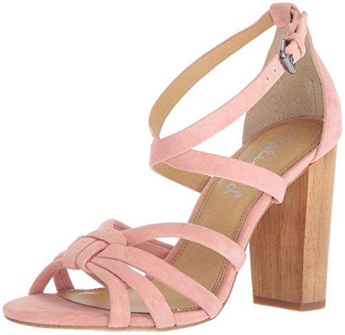 (Splendid Women's Faris Heeled Sandal, Blush, 10 Medium US)