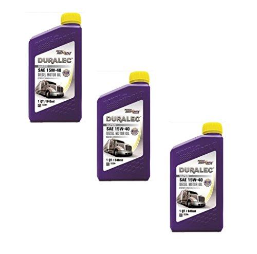 Royal Purple Synthetic Motor Oil 15W40 Multi-Grade - (Case 3 Bottles)