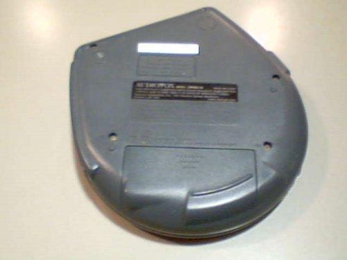 Venturer Electronics, Inc. Venturer Audiovox Model:dm8903-40 Portable Cd Player Compact Disc Digital Audio 40 ESP 40 Second electronic Skip Protection Cd Player (Grey/black Color Version) by Venturer Electronics, Inc. Venturer Audiovox (Image #1)