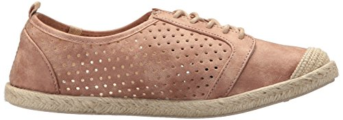 Roxy Frauen Flora Lace up Slip-On-Schuh Sneaker Rose