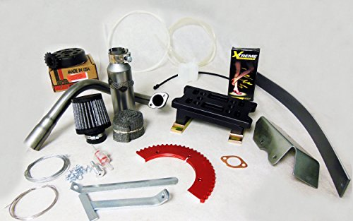 - Briggs Animal LO206 Performance Parts Kit with Inferno Fire Clutch
