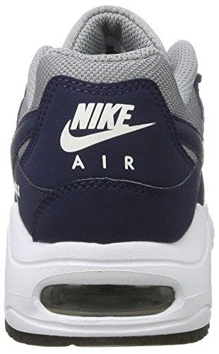 Max Air bambini white black Basse Flex Midnight Unisex Stealth da Ginnastica Scarpe Nvy Grigio Command Nike 5pdxwq5