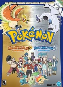 POKEMON HEART SILVER STRATEGY GUIDE GUIDES product image