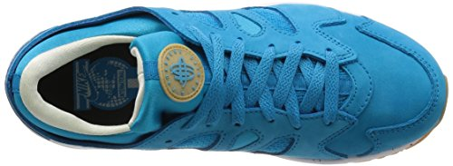 Nike Air Huarache International Prm, Scarpe da Corsa Uomo Blu / Bianco (Bl Lgn / Bl Lgn-smmt Wht-gm Lght)