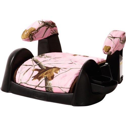 Cosco Ambassador Booster Car Seat, Realtree Pink
