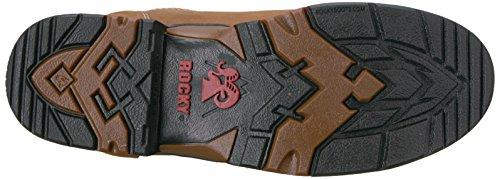 choice cheap online cheap sale official Rocky Women's RKK0224 Construction Boot Brown quality original outlet for sale k58o3