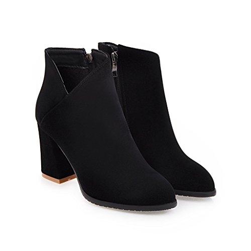 BalaMasa Abl09651 Sandales Compensées Femme Noir, 38.5 EU, ABL09651