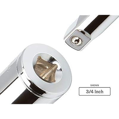 TEKTON 3/8 Inch Drive x 7/8 Inch Deep 12-Point Socket | SHD13222