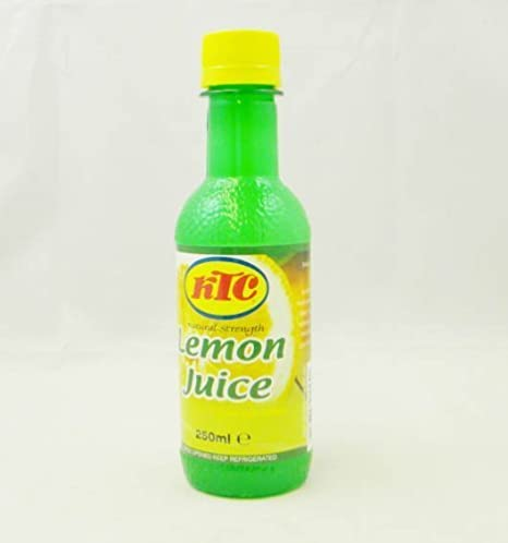 Ktc Lemon Juice 250Ml